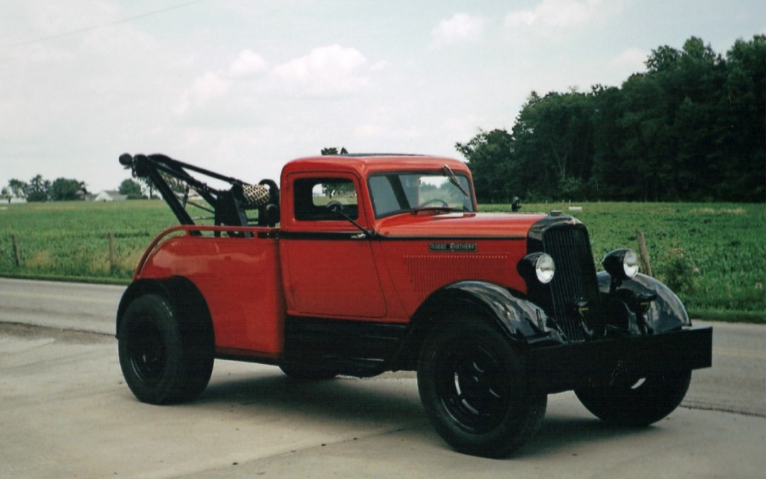 1933 Dodge Tow Truck