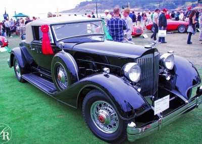 1934 Packard Twelve Coupe Roadster