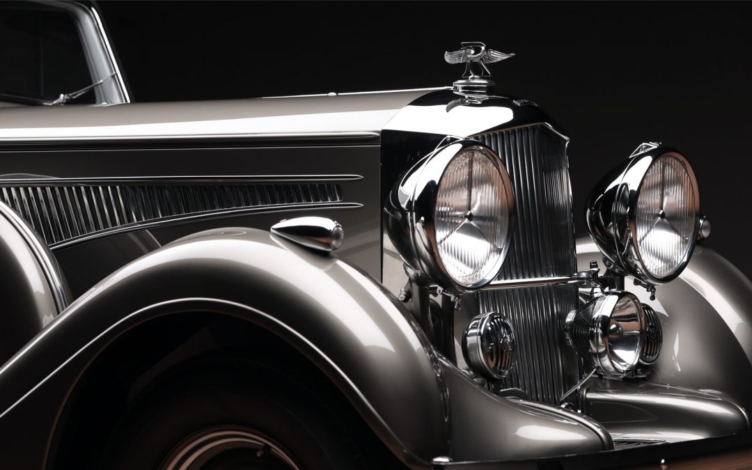 1937 Hudson Railton 4-door Sedan