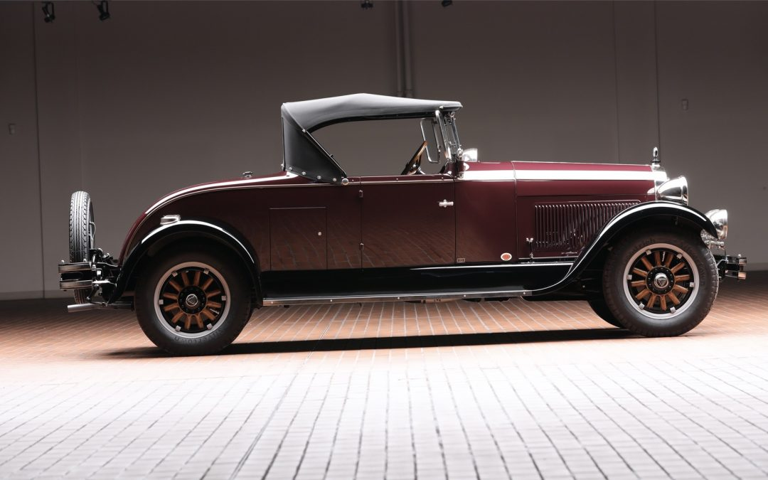 1927 Hudson Roadster