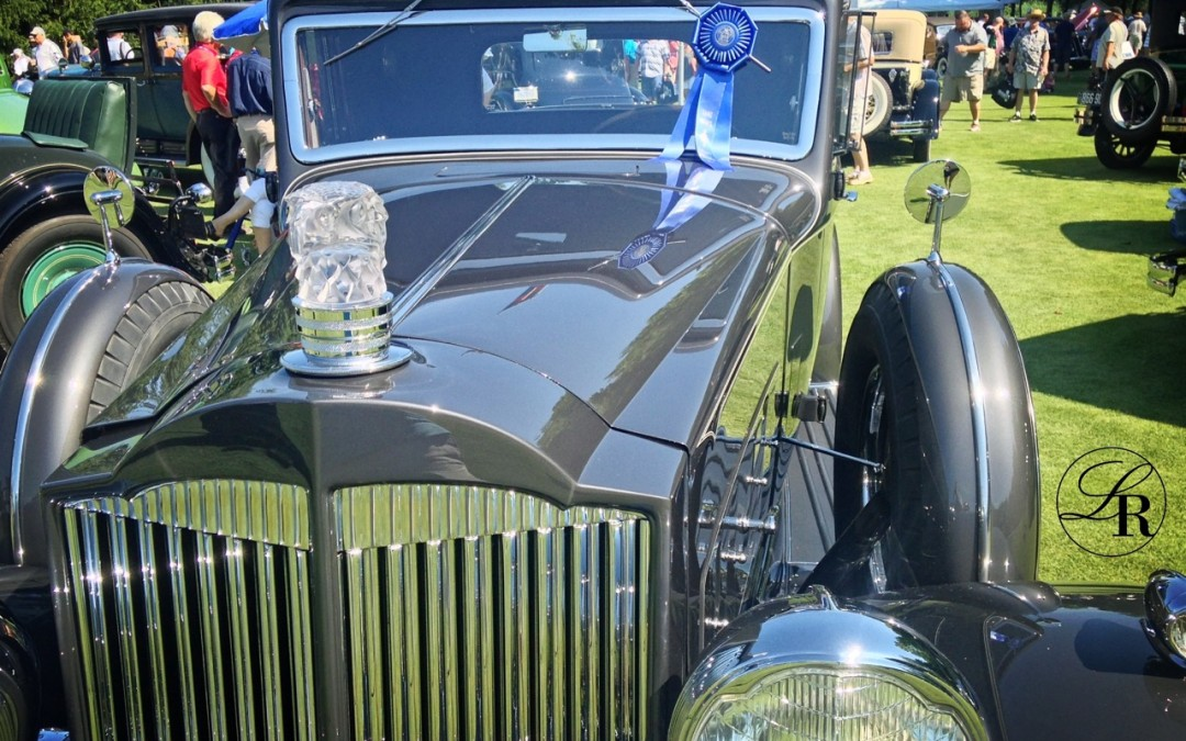 LaVine Restorations posts a strong showing at the 2015 Concours d'Elegance of America at The Inn at St. John's